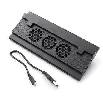 Dobe Tyx 620 Vertical Stand Cooling Dock 3 Cooling Fan Usb Port For Xbox One S Console Modlabz