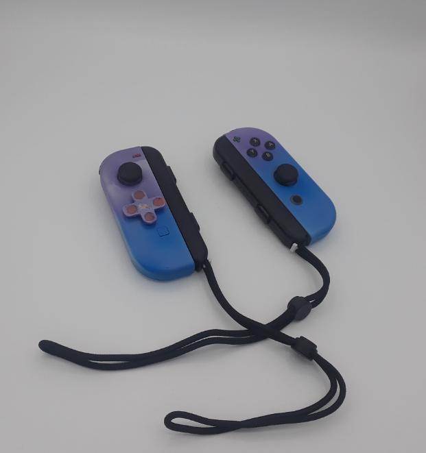 ab8a3321df0c Modlabz Nintendo Switch Joy Cons Custom Mod Blue Berry Ed • ModLabz