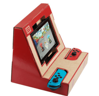 Origami Diy Stand Holder For Nintendo Switch Video Game